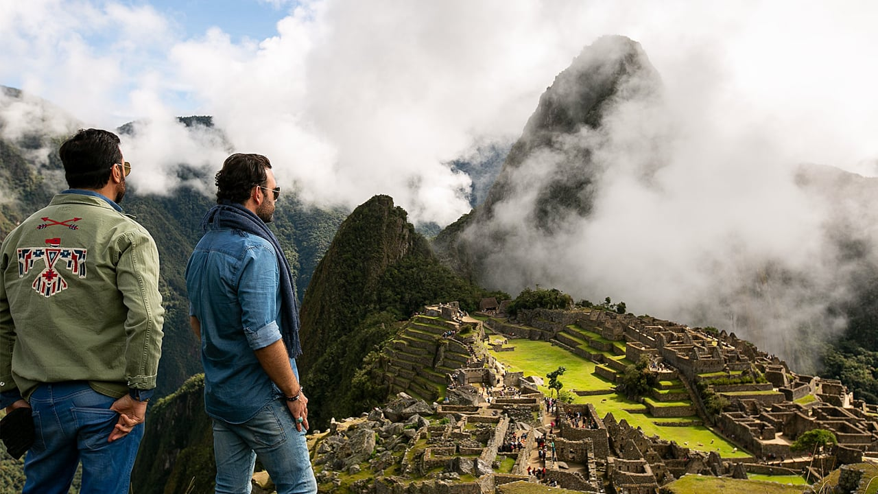 THE ROAD TO MACHU PICCHU | LUXURY TRIP