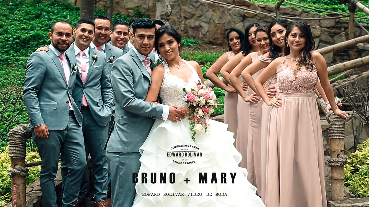 VIDEO DE BODA, LIMA PERÚ | BRUNO Y MARY